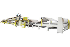 Corrugated Cardboard Production Line